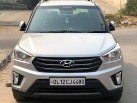 Good as new Hyundai Creta 1.6 VTVT S for sale