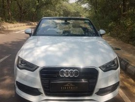 Used 2015 Audi A3 Cabriolet for sale at low price