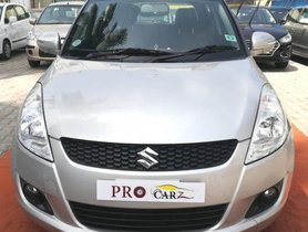 Good as new 2013 Maruti Suzuki Swift for sale