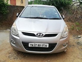 Used 2009 Hyundai i20 car at low price