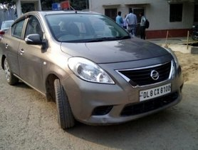 2012 Nissan Sunny 2011-2014 for sale at low price