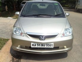 Used Honda City 1.5 GXI CVT 2004 for sale