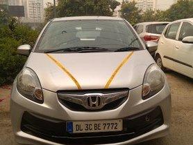 Used 2013 Honda Brio car for sale at low price