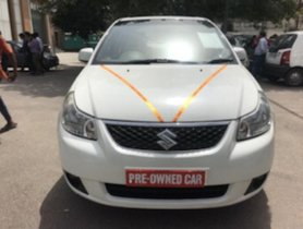 Maruti SX4 ZXI MT BSIV for sale  at the best deal