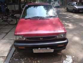 Used 2000 Maruti Suzuki 800 car at low price