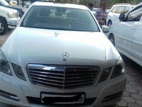 Used Mercedes Benz E Class 2011 for sale