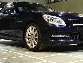 Superb Mercedes Benz SLK 2011 for sale