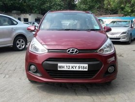 Good as new Hyundai i10 Sportz 2014 for sale