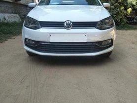 Volkswagen Polo 1.5 TDI Highline 2015 for sale