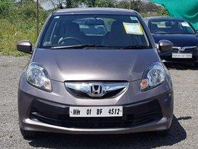 Good as new 2012 Honda Brio for sale