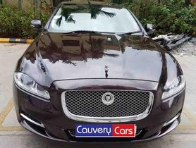 Well-maintained 2011 Jaguar XJ for sale in Bangalore