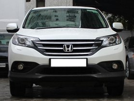 Good as new Honda CR V 2.4L 4WD AT 2015 for sale