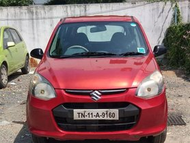 Well-kept Maruti Suzuki Alto 800 2012 for sale