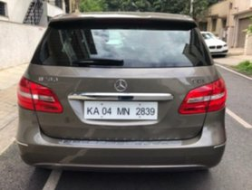 Used 2014 Mercedes Benz B Class for sale
