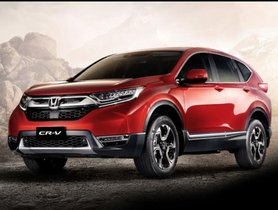 Honda CR-V Petrol or Diesel: Which one is most suitable for you?