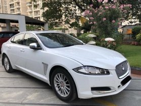 Used Jaguar XF 2.2 Litre Luxury 2014 for sale