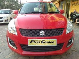 Good as new 2015 Maruti Suzuki Swift for sale
