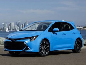All-new India-bound Toyota Corolla to make its global debut next month