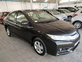 Used Honda City i-VTEC CVT VX 2016