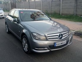 Mercedes Benz C Class 200 Kompressor 2012 for sale