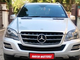 Used 2012 Mercedes Benz M Class for sale at low price