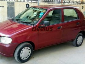 Good as new Maruti Alto LXi for sale