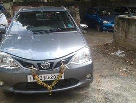 Good as new Toyota Etios Liva VXD 2015 for sale