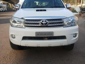 Good as new Toyota Fortuner 2011 for sale