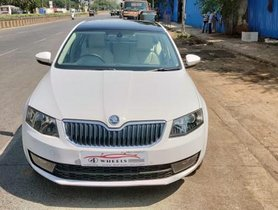 Skoda Octavia Elegance 2.0 TDI AT for sale