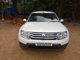 Good as new 2014 Renault Duster for sale at low price