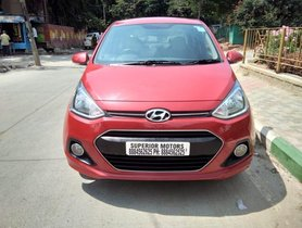 Used Hyundai Xcent 1.2 VTVT SX Option 2016 by owner