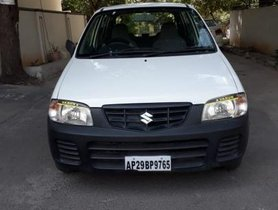 Good as new 2012 Maruti Suzuki Alto for sale