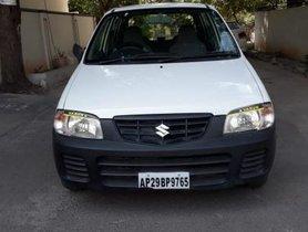 Good as new 2012 Maruti Suzuki Alto for sale
