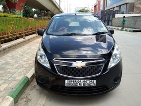 Used Chevrolet Beat LS 2012 in Bangalore