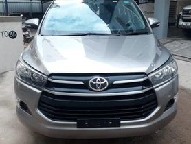 Toyota Innova Crysta 2.8 GX AT 2016 by owner