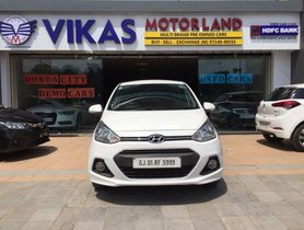 Good as new Hyundai Xcent 1.1 CRDi S Option 2014 for sale