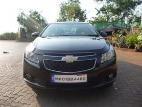 Used 2012 Chevrolet Cruze car at low price
