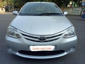 Used 2012 Toyota Etios Liva for sale at low price