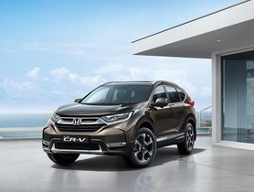 Specification Comparison: 2018 Honda CR-V Vs Rivals