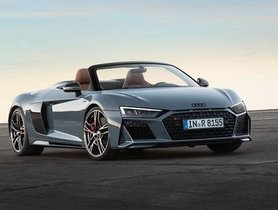 """2019 Facelifted Audi R8 Unveiled: A """"Warhorse"""" Of Audi"""