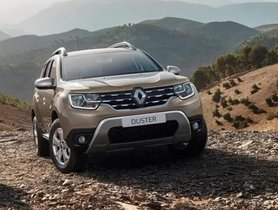 All To Know About The Indian-Bound 2019 Renault Duster