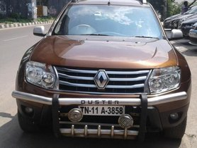 Good as new Renault Duster 2013 for sale