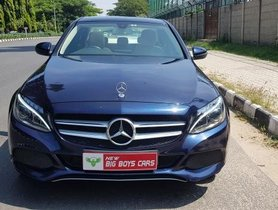 Good as new 2016 Mercedes Benz C Class for sale