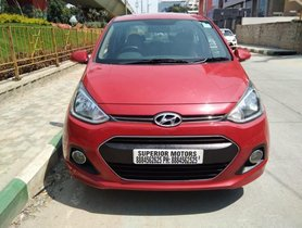 Used 2016 Hyundai Xcent for sale at low price