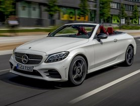 2018 Mercedes-Benz C300 Launched At Rs 65.25 Lakh