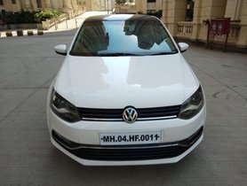 Well-maintained Volkswagen Polo 2015 in Thane