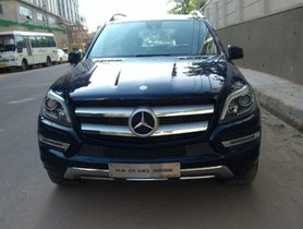 SUV 2016 Mercedes Benz GL-Class for sale