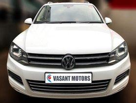 Good as new Volkswagen Touareg 3.0 V6 TDI 2012 for sale