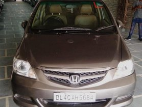Good as new Honda City ZX CVT 2008 for sale in New Delhi