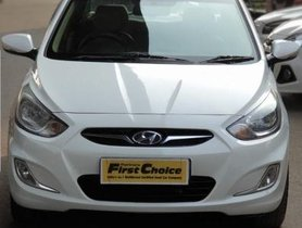 Good as new 2014 Hyundai Verna for sale